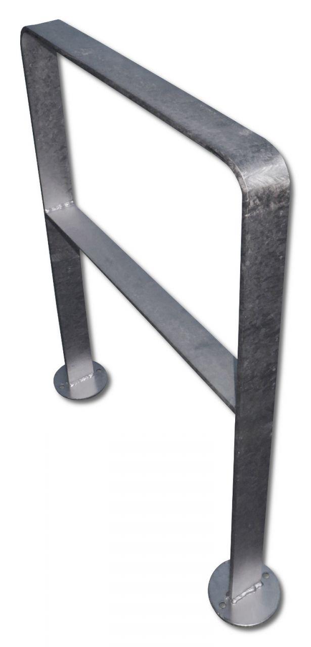 Veller® Anlehnbügel / Fahrradparker Bever aus Flachstahl