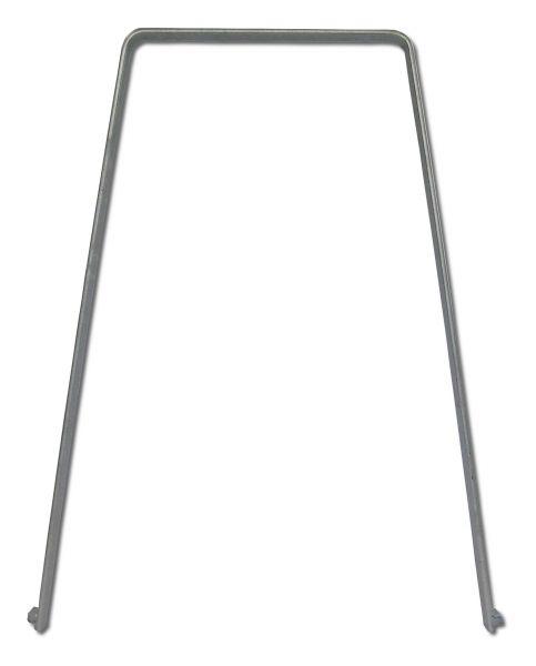 Fahrradanlehnbügel / Fahrradständer Spree aus Flachstahl