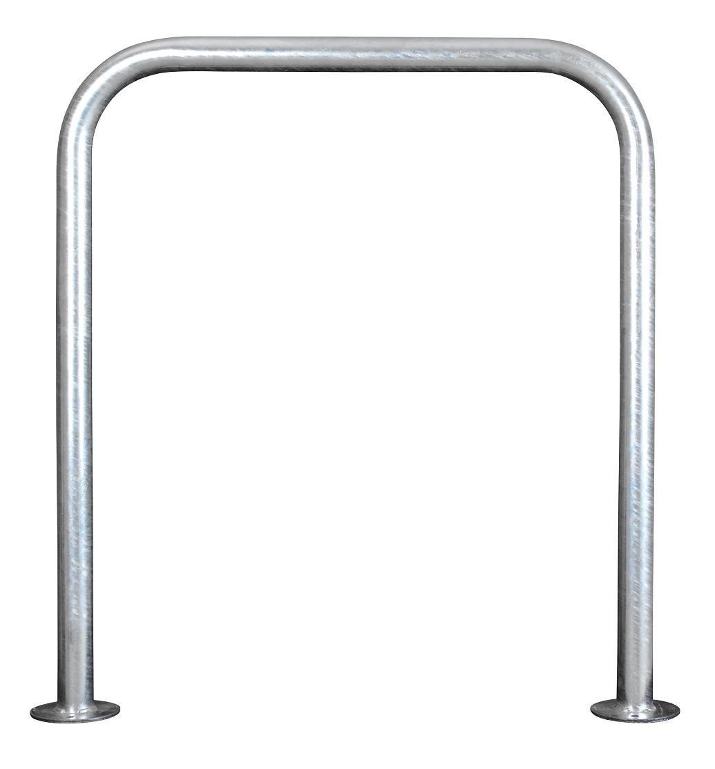 Veller® Fahrradanlehnbügel / Fahrradständer Elbe 1 zum Aufdübeln