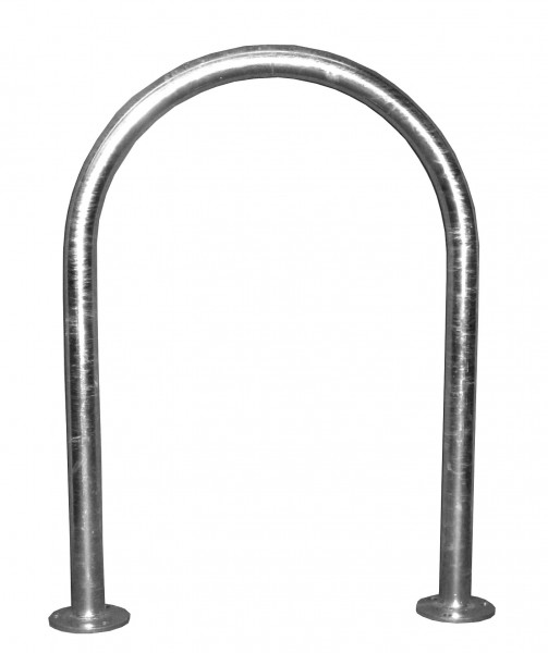 Fahrradanlehnbügel Isar 1 zum Aufdübeln