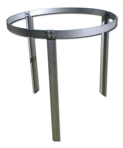 Baumschutzring Fichtelberg aus Flachstahl und T-Stahl
