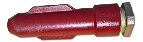 Bodenhülse für Fahrradparker und Baumschutzbügel, erhältlich in Ø 42 mm, Ø 48 mm und Ø 60 mm
