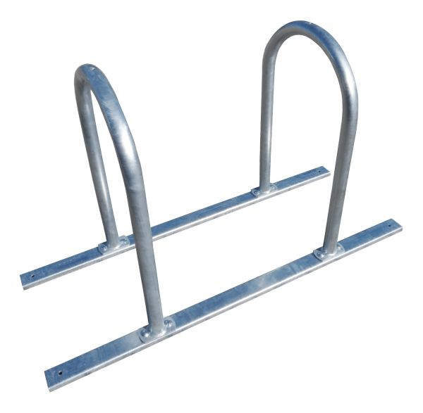 Fahrrad Reihenanlehnbügel / Reihenparker Bigge